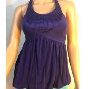 Guess by Marciano Womens Top Blouse Rope Strap XS